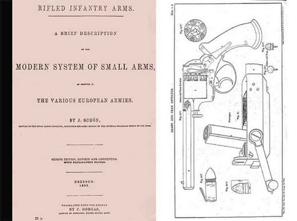 Rifled Infantry Arms - 1855 (UK-abridged)