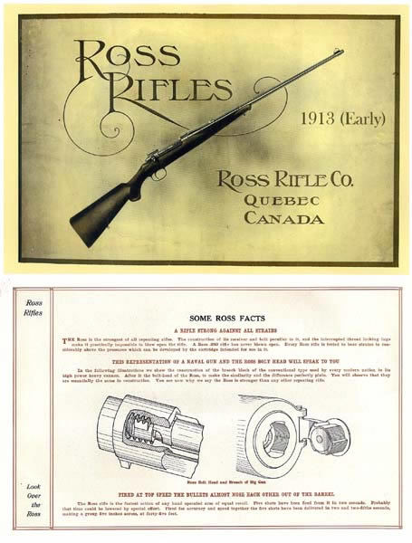 Ross 1913 Rifles (early) Gun Catalog