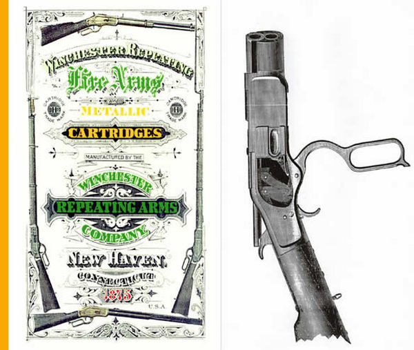 Winchester 1875 Fire Arms & Metallic Cartridges Catalog