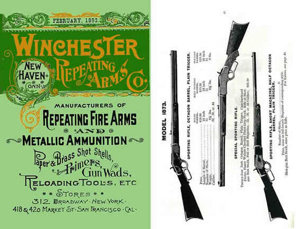 Winchester 1893 February- Repeating Arms Co. Catalog