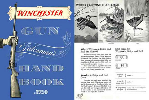 Winchester 1950 Salesman's Hand Book