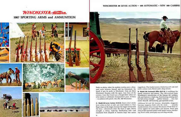 Winchester 1967 Sporting Arms Catalog