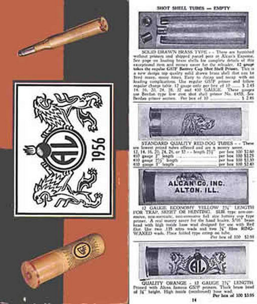 Alcan Ammunition 1956 - Alton, IL