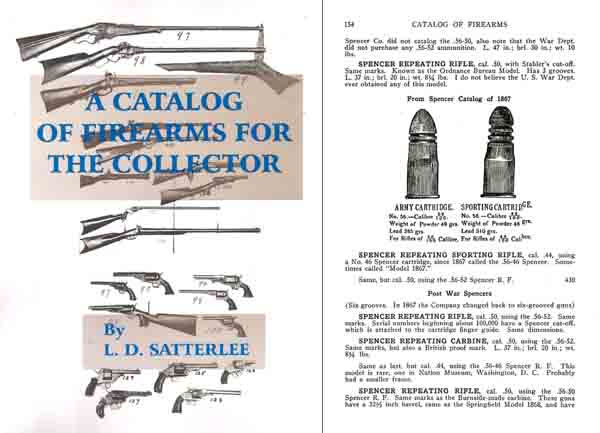 Catalogue of Firearms for the Collector - 1927