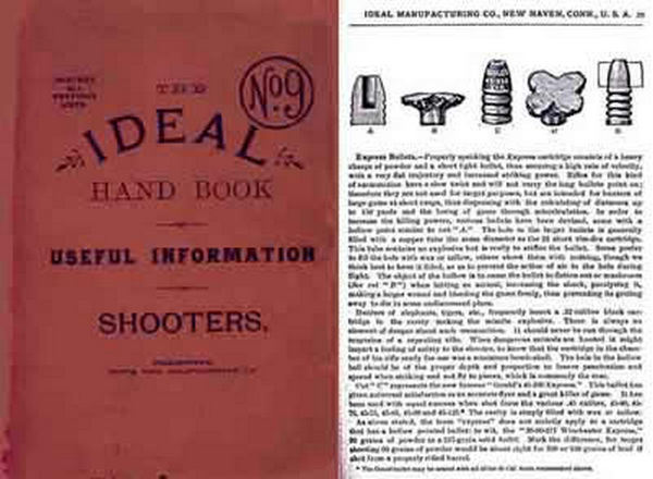 Ideal 1897 Handbook No. 9 Catalog