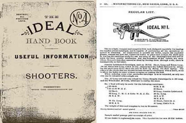 Ideal 1893 Handbook No. 4 Catalog