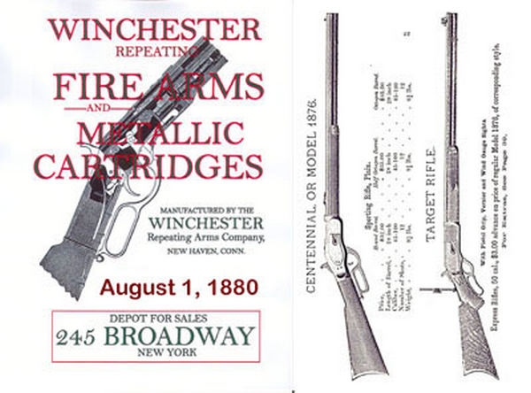 Winchester 1880 Aug- Fire Arms May Gun Catalog