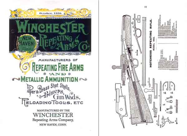Winchester 1886 Oct- Arms & Metallic Ammo Catalog