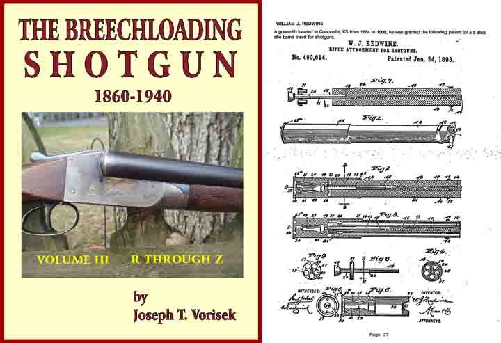 Breechloading Shotguns 1860-1940 Vol. III R-Z
