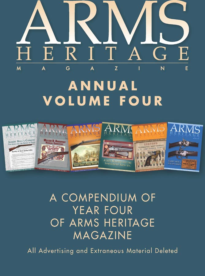 ARMS HERITAGE MAGAZINE - Volume 4, All Six Issues
