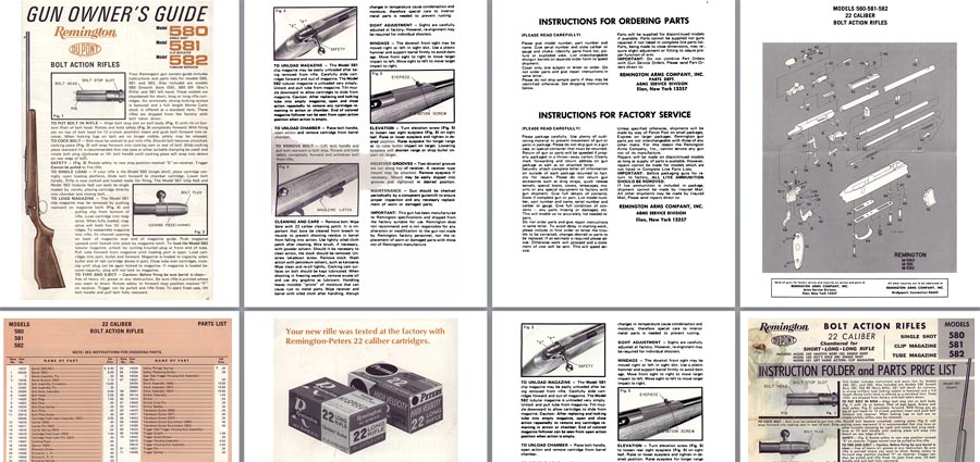 Cornell Publications LLC | Old Gun Manuals - featuring Ram-Line