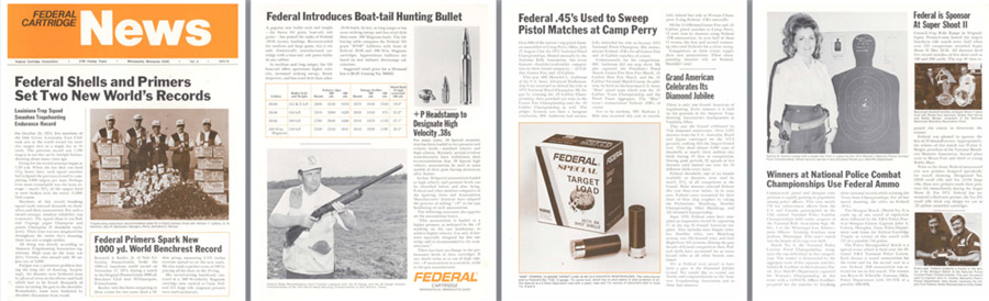 Federal 1974-75 Cartridge News Vol. 8