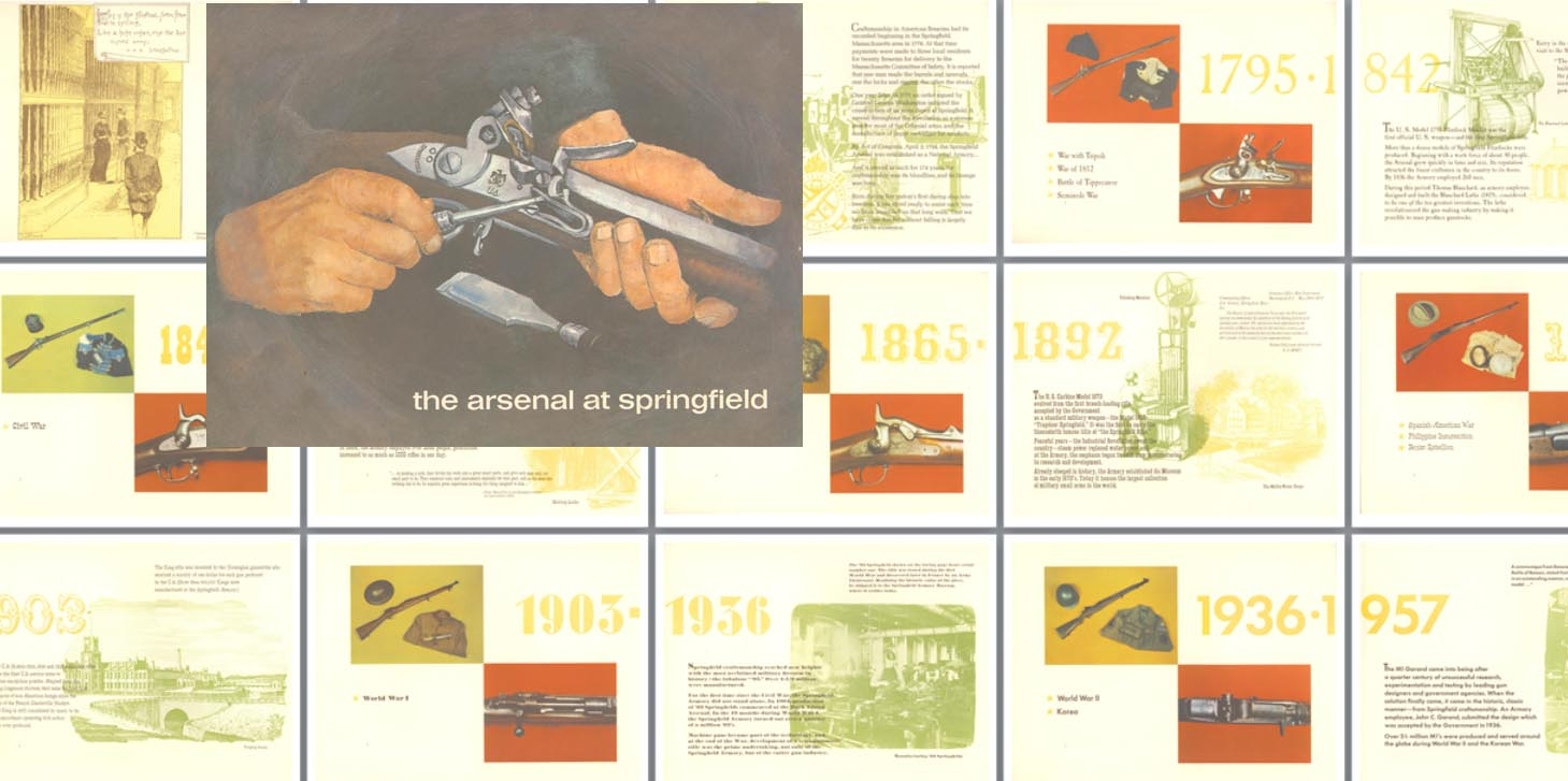 The Arsenal At Springfield-1969 a History