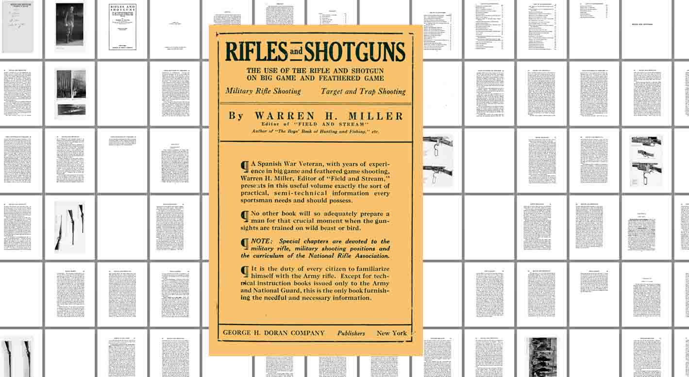 Rifles & Shotguns 1917