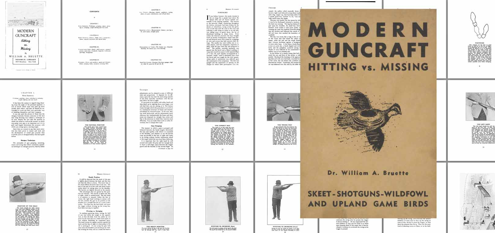Modern Guncraft - Hitting vs. Missing