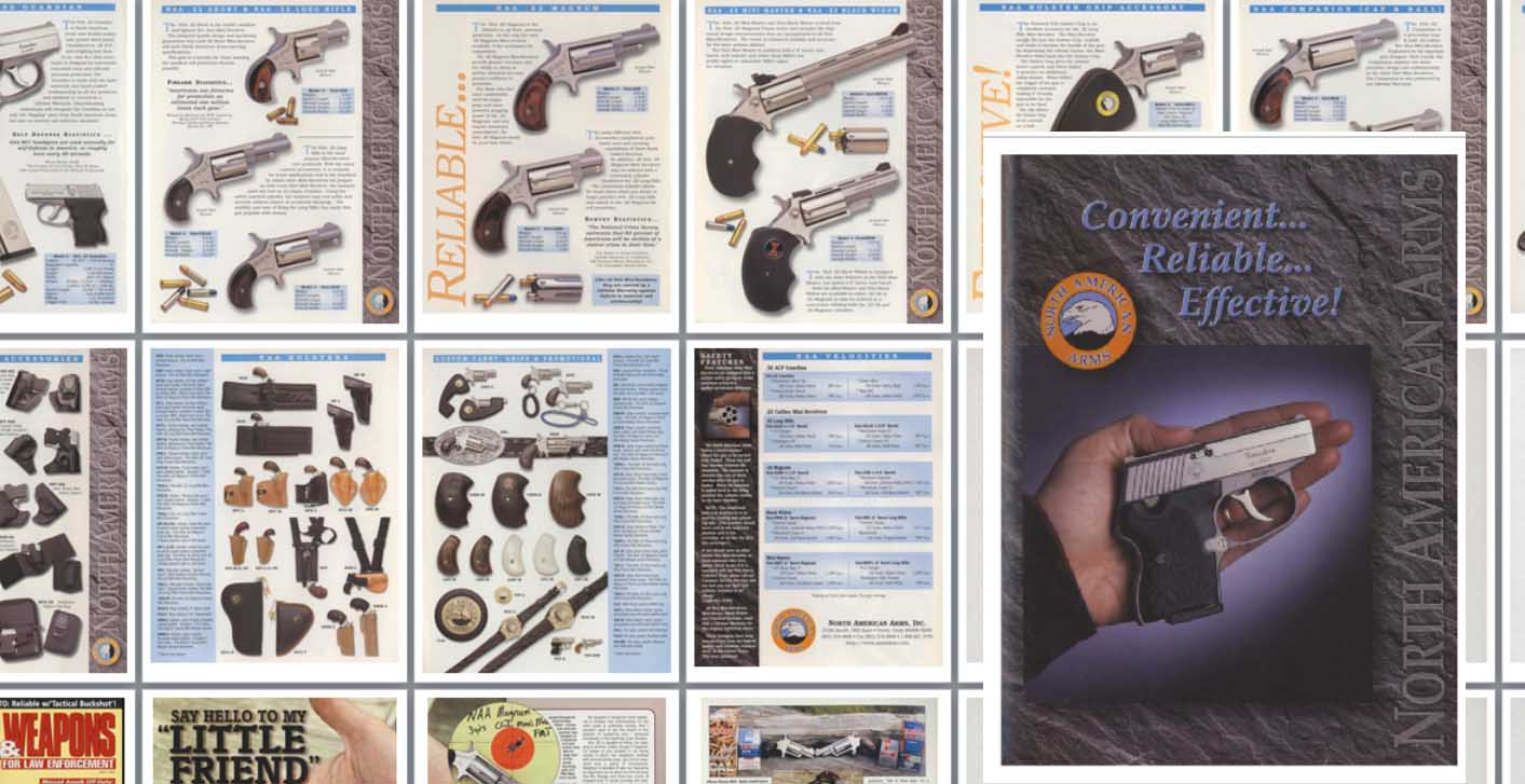 North American 1999 Arms Co Catalog