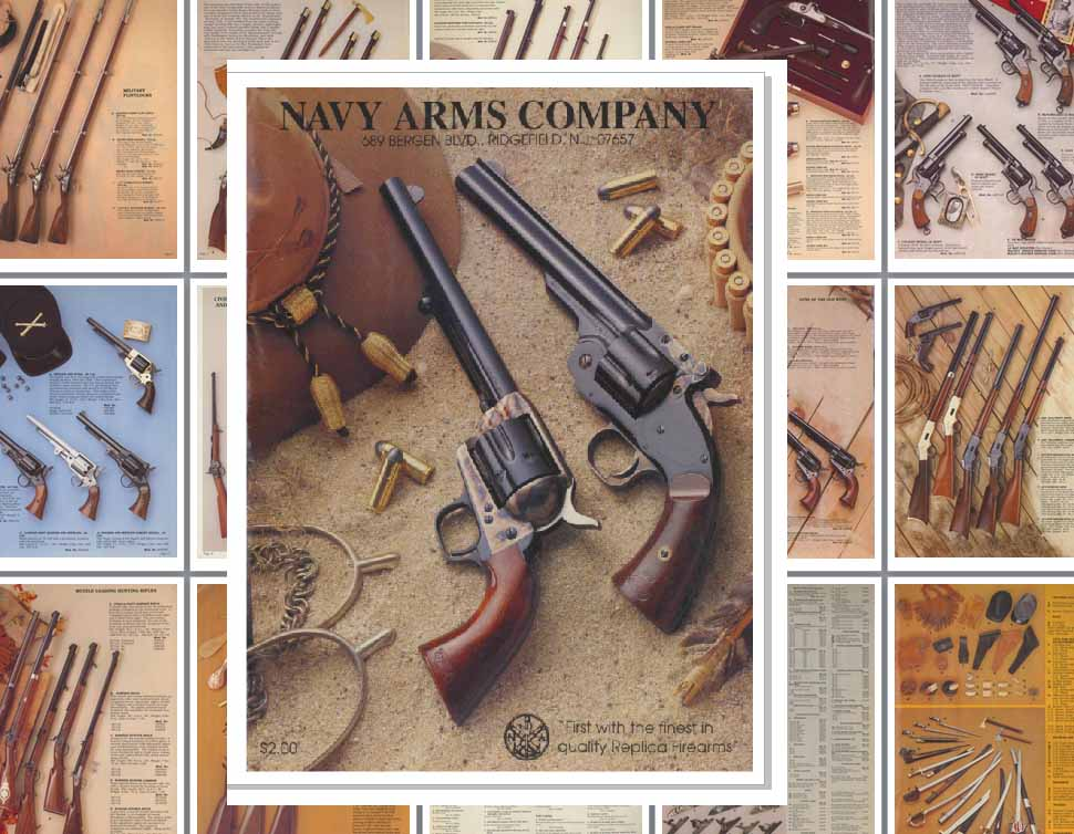Navy Arms 1994 Gun Catalog