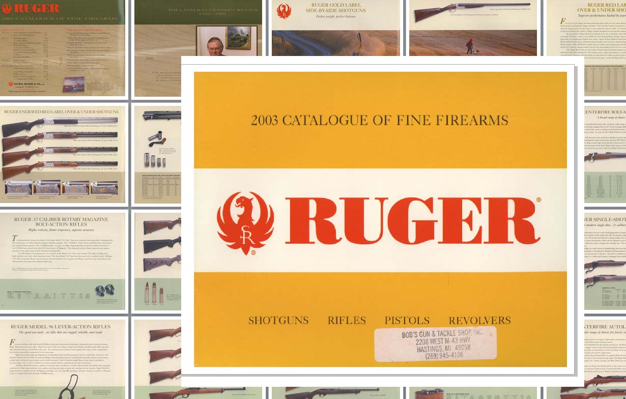 Ruger 2003 Fine Firearms