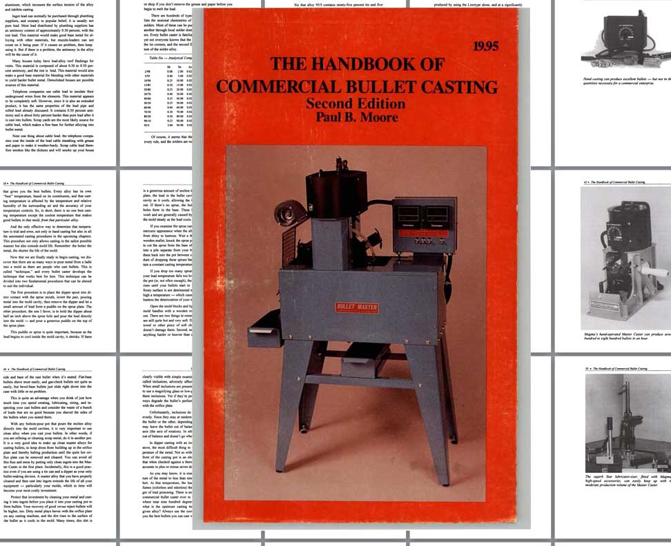 Handbook of Commercial Casting 2nd Ed 1993