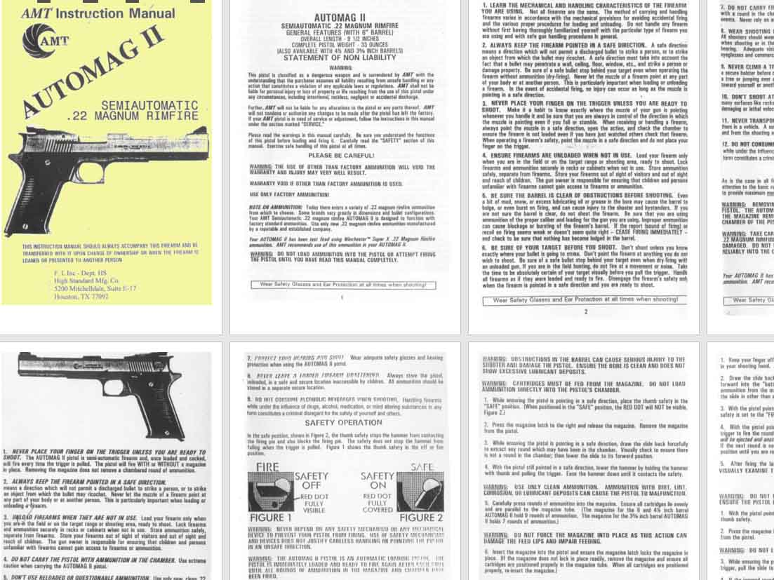 Cornell Publications   Old Gun Catalogs and Manuals Recently