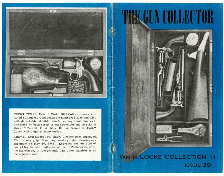 The Gun Collector No 39 Jan. 1952