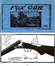AH Fox 1922 Gun Catalog