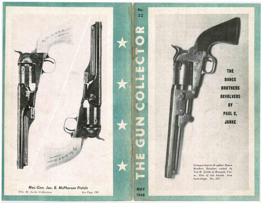 The Gun Collector No 22 May 1948