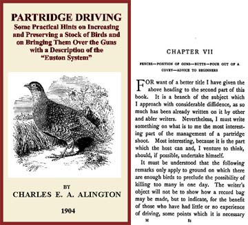 Charles E. A. Alington's Partridge Driving - 1904