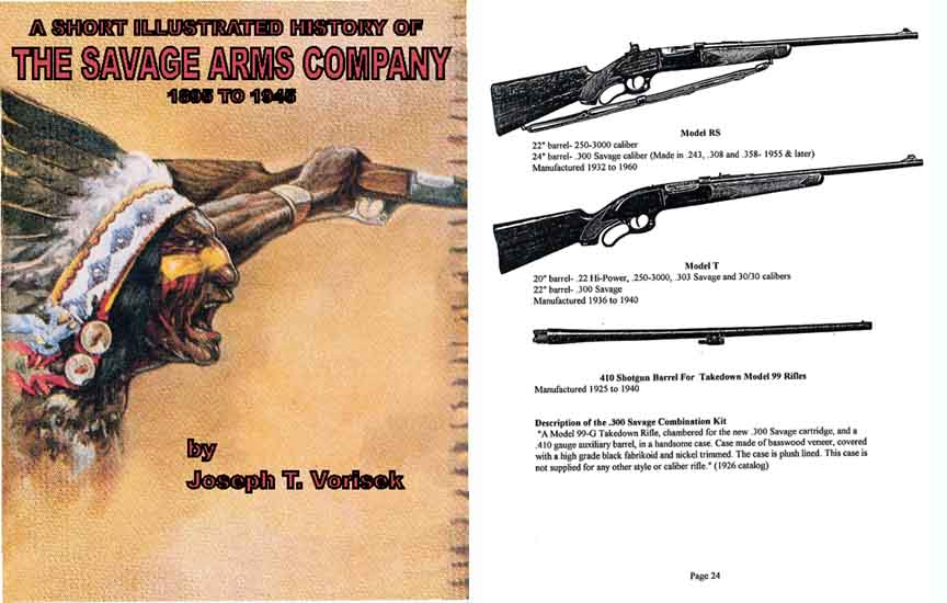 Savage Arms Company History