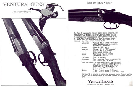 Ventura Guns (Calif) 1984 Gun Catalog