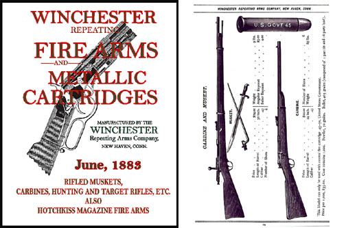 Winchester 1883 June Gun Catalog