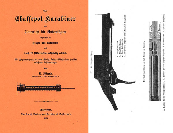 Chasseports Karabiner 1874 Manual (German)