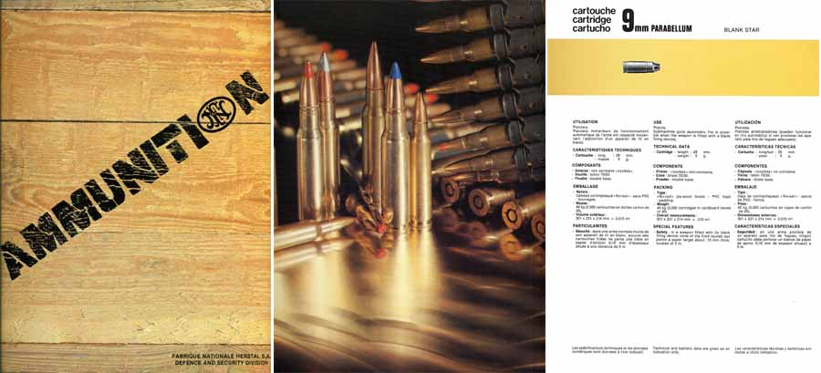 Fabrique Nationale (FN) 1980 Ammunition
