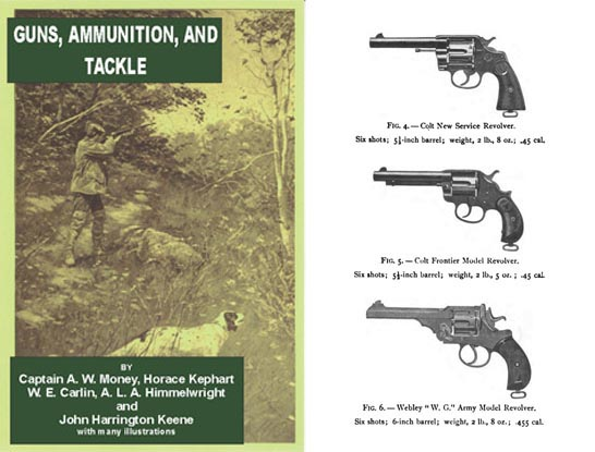Guns, Ammunition and Tackle 1904