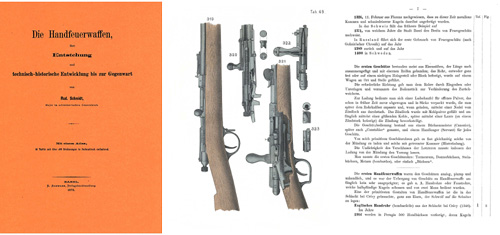 Small Arms, Historical & Technical Development to the Present- 1875