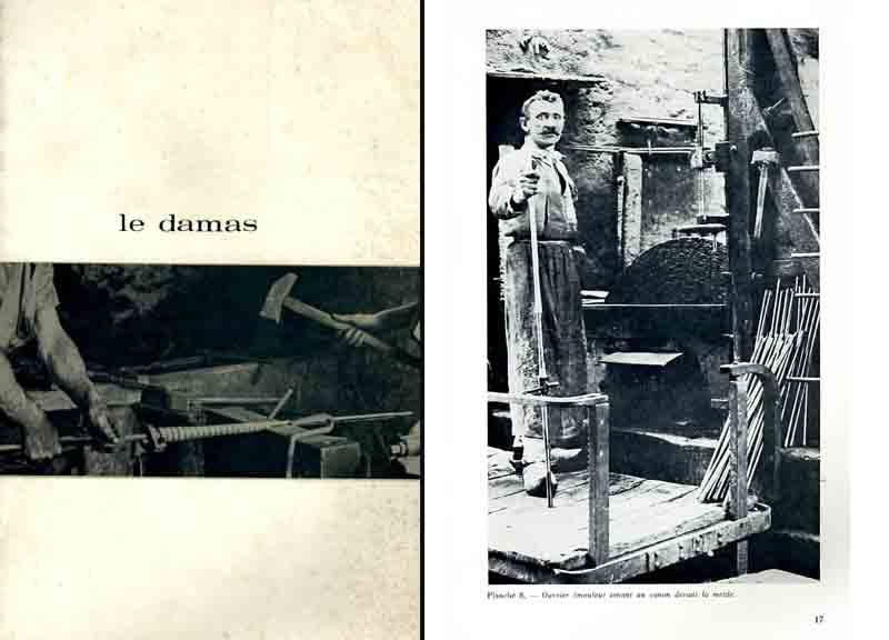 Le Damas History (The Damascus Barrel History) 1966