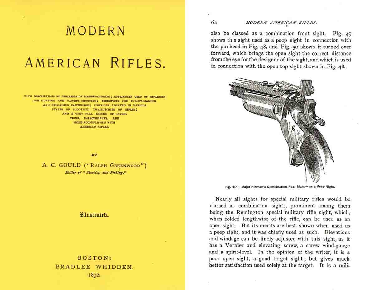 Modern American Rifles-1892 United States Cartridge Company