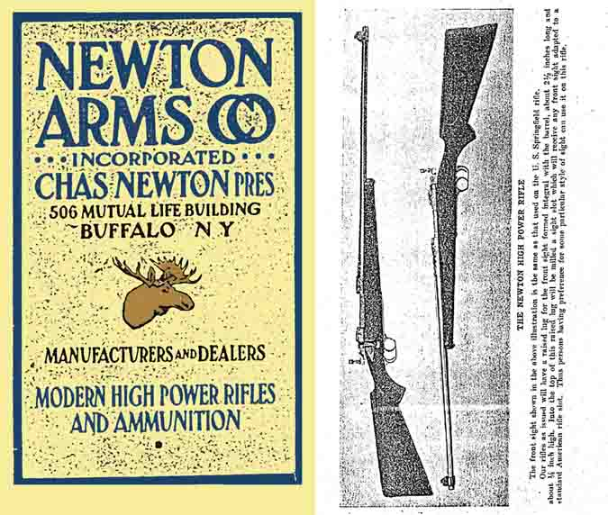 Newton Arms Co. 1916 12th Edition