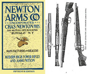 Newton Arms Co. 1917 15th Edition