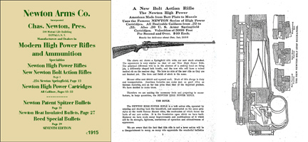 Newton Arms Co. 1915 7th Edition