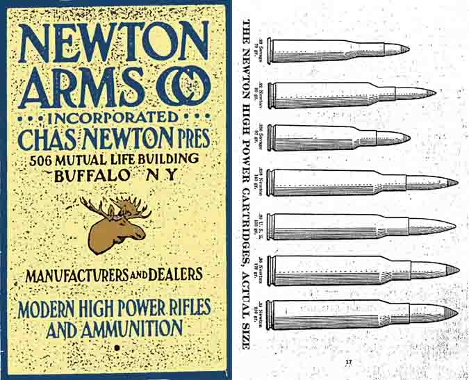 Newton Arms Co. 1915 9th Edition
