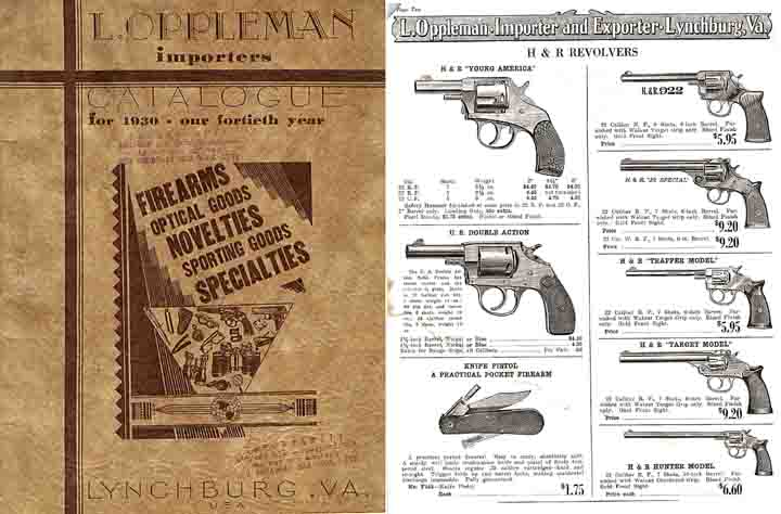 Cornell Publications - Old Gun Catalogs Featuring Air Guns