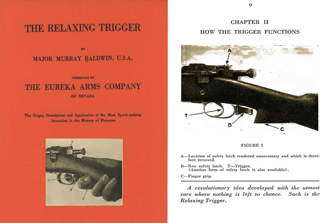The Relaxing Trigger 1920- The Eureka Arms Company