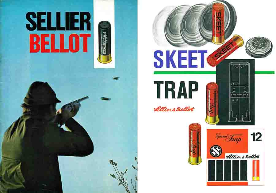 Sellier & Bellot 1976 Ammunition, Checoslovaquia