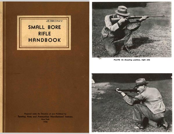Handbook on Small Bore Rifle Shooting 1936 - Whelen