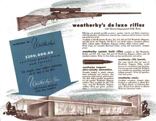 Weatherby 1952