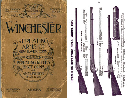 Cornell Publications -Winchester 1897 November- Repeating