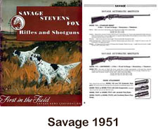 Savage Stevens Fox 1951
